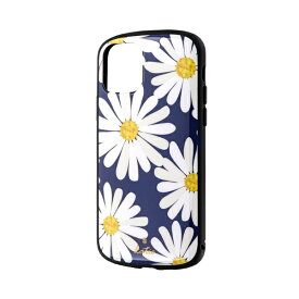 MSソリューションズ iPhone 11 Pro 5.8インチ PALLET Katie 耐衝撃ケース マーガレットネイビー LP-IS19PLKK