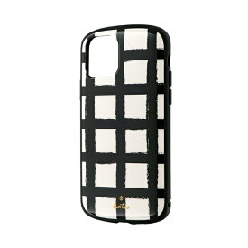 MSソリューションズ iPhone 11 Pro 5.8インチ PALLET Katie 耐衝撃ケース ラティスホワイト LP-IS19PLKN