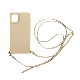 CCCフロンティア CCC FRONTIER iPhone 11 Pro 5.8インチ ケース Cross Body Case beige ML-CSIP19S-2CBBE