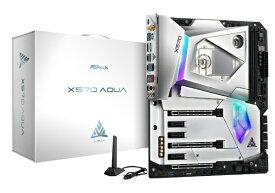 ASROCK アスロック マザーボード X570 AQUA [Extended ATX /Socket AM4][X570AQUA]