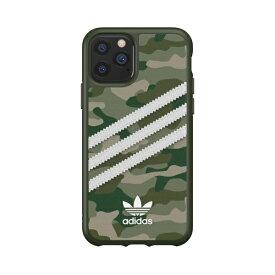 アディダス adidas iPhone 11 Pro 5.8インチ OR Moulded Case CAMO SAMBA WOMAN green 36375