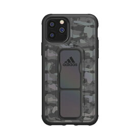 アディダス adidas iPhone 11 Pro 5.8インチ SP Grip case CAMO Black 36426