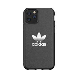 アディダス adidas iPhone 11 Pro 5.8インチ OR Moulded Case TREFOIL black/white 36277