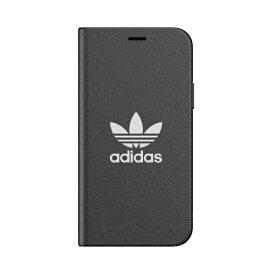 アディダス adidas iPhone 11 Pro 5.8インチ OR Booklet Case TREFOIL black/white 36278