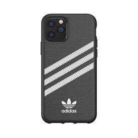 アディダス adidas iPhone 11 Pro 5.8インチ OR Moulded Case SAMBA black/white 36279