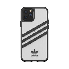 アディダス adidas iPhone 11 Pro 5.8インチ OR Moulded Case SAMBA white/black 36280