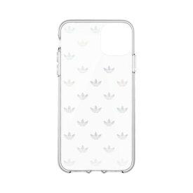 アディダス adidas iPhone 11 Pro 5.8インチ OR Snap Case CLEAR colourful 36281