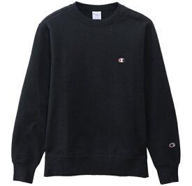 チャンピオン CHAMPION メンズ スウェット クルーネックスウェットシャツ(Lサイズ/ネイビー) C3-Q001