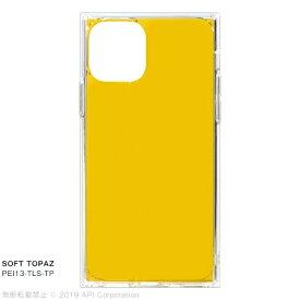 アピロス apeiros iPhone 11 Pro 5.8インチ TILE SOFT TOPAZ PEI13-TLS-TP