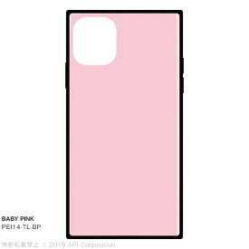 アピロス apeiros iPhone 11 6.1インチ TILE BABY PINK PEI14-TL-BP