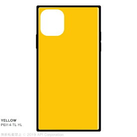 アピロス apeiros iPhone 11 6.1インチ TILE YELLOW PEI14-TL-YL