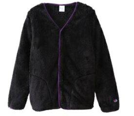 チャンピオン CHAMPION レディース ウィメンズ スナップジャケット(Lサイズ/ブラック) CW-N605