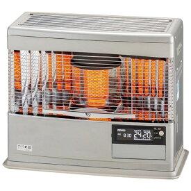 サンポット Sunpot FF式石油暖房機 FFR-7032KFS シルバーグレー