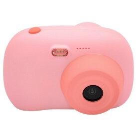 ハイテックジャパン Mini Kids Camera(ミニキッズカメラ) HWC33-PK ピンク[HWC33PK]
