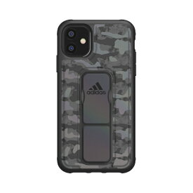 アディダス adidas iPhone 11 6.1インチ SP Grip case CAMO Black 36421