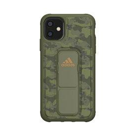 アディダス adidas iPhone 11 6.1インチ SP Grip case CAMO Tech olive 36422