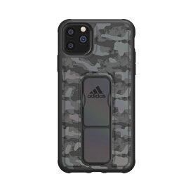 アディダス adidas iPhone 11 Pro Max 6.5インチ SP Grip case CAMO Black 36430