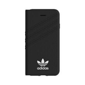 アディダス adidas iPhone 7/8 OR-Booklet case - Black/White 37375
