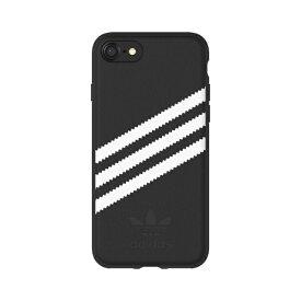 アディダス adidas iPhone 7/8 OR-Moulded case - Black/White 37378