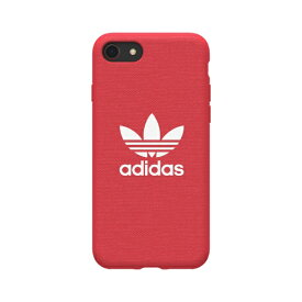 アディダス adidas iPhone 6/6S/7/8OR-Adicolor-Moulded Case-Red 37385