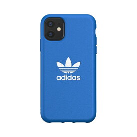 アディダス adidas iPhone 11 6.1インチ OR Moulded Case TREFOIL bluebird/white 36282