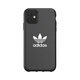 アディダス adidas iPhone 11 6.1インチ OR Moulded Case TREFOIL black/white 36283