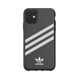 アディダス adidas iPhone 11 6.1インチ OR Moulded Case SAMBA black/white 36289