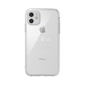 アディダス adidas iPhone 11 6.1インチ OR Protective Clear Case Big Logo clear 36405