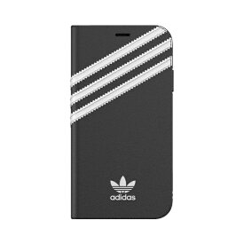 アディダス adidas iPhone 11 6.1インチ OR Booklet Case SAMBA black/white 36538