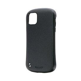 MSソリューションズ iPhone 11 6.1インチ PALLET STEEL 耐衝撃ケース ダークグレー LP-IM19PLSGY