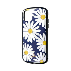 MSソリューションズ iPhone 11 6.1インチ PALLET Katie 耐衝撃ケース マーガレットネイビー LP-IM19PLKK