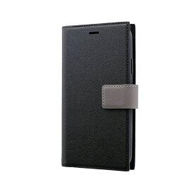 MSソリューションズ iPhone 11 6.1インチ PRIME HOOK 手帳型ケース ブラック LP-IM19PRHBK