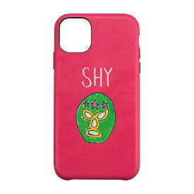 CCCフロンティア iPhone 11 6.1インチ ケース OOTD CASE SHY mask man UNI-CSIP19M-2OOSH