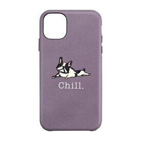 CCCフロンティア CCC FRONTIER iPhone 11 6.1インチ ケース OOTD CASE chill bull dog UNI-CSIP19M-2OOCB