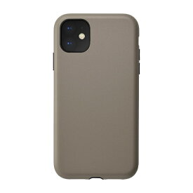 CCCフロンティア CCC FRONTIER iPhone 11 6.1インチ ケース Smooth Touch Hybrid Case beige UNI-CSIP19M-1STBE