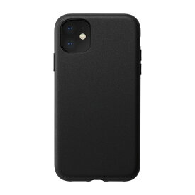 CCCフロンティア CCC FRONTIER iPhone 11 6.1インチ ケース Smooth Touch Hybrid Case black UNI-CSIP19M-1STBK