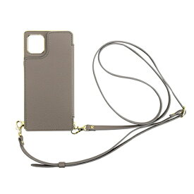 CCCフロンティア CCC FRONTIER iPhone 11 6.1インチ ケース Cross Body Case gray ML-CSIP19M-2CBGR