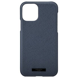 坂本ラヂヲ EUROpassione PU Leather Shell for iPhone 11 Pro 5.8インチ NVY CSCEP-IP01NVY