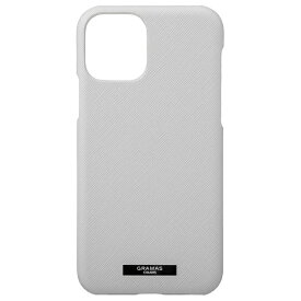 坂本ラヂヲ EUROpassione PU Leather Shell for iPhone 11 Pro 5.8インチ GRY CSCEP-IP01GRY