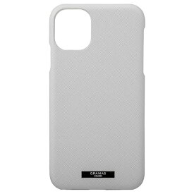 坂本ラヂヲ EUROpassione PU Leather Shell for iPhone 11 6.1インチ GRY CSCEP-IP02GRY