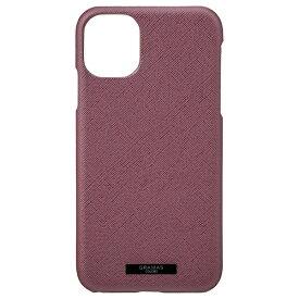 坂本ラヂヲ EUROpassione PU Leather Shell for iPhone 11 6.1インチ WNE CSCEP-IP02WNE