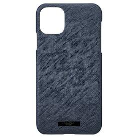 坂本ラヂヲ EUROpassione PU Leather Shell for iPhone 11 Pro Max 6.5インチ NVY CSCEP-IP03NVY
