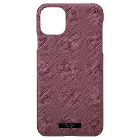 坂本ラヂヲ EUROpassione PU Leather Shell for iPhone 11 Pro Max 6.5インチ WNE CSCEP-IP03WNE