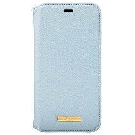 坂本ラヂヲ Shrink PU Leather Book Case for iPhone 11 Pro 5.8インチ LBL CBCLS-IP01LBL