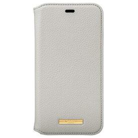 坂本ラヂヲ Shrink PU Leather Book Case for iPhone 11 Pro 5.8インチ GRG CBCLS-IP01GRG