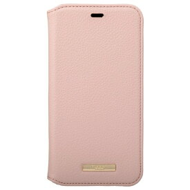 坂本ラヂヲ Shrink PU Leather Book Case for iPhone 11 Pro 5.8インチ PNK CBCLS-IP01PNK