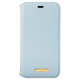 坂本ラヂヲ Shrink PU Leather Book Case for iPhone 11 6.1インチ LBL CBCLS-IP02LBL
