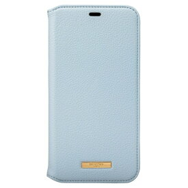 坂本ラヂヲ Shrink PU Leather Book Case for iPhone 11 Pro Max 6.5インチ LBL CBCLS-IP03LBL