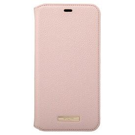 坂本ラヂヲ Shrink PU Leather Book Case for iPhone 11 Pro Max 6.5インチ PNK CBCLS-IP03PNK