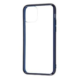 レイアウト rayout iPhone 11 Pro 5.8インチ ハイブリッド/ネイビー RT-P23CC2/DNM